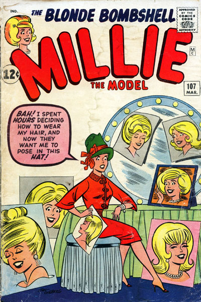 Millie107cover